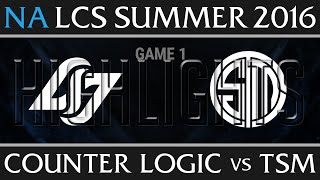 tsm vs clg imt vs c9 fox vs nrg apx vs p1 na lcs week 5 day 3 highlights all games