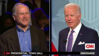 Joke Biden + Anderson Pooper - October 21, 2021