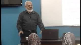 دراسات فلسطينية: التسوية السياسية -1 [المحاضرة: 21/23]