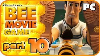Bee Movie Game Walkthrough Part 10 (PC, PS2, X360) No Commentary