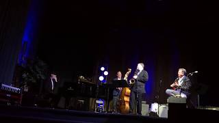 Ed Laub & Martin Pizzarelli Quartet at the Elkhart Jazz Festival 2018 (Part 2)