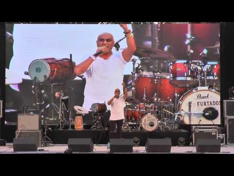 Baba Sehgal performing live @ Kala Ghoda Festival 2017