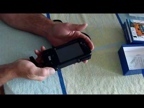 Review Of SLXTREME 4 Waterproof, Solar Powered, Battery Case For iPhone 4 4S