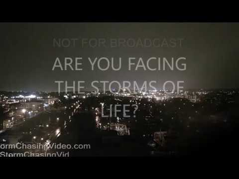 ARE YOU IN NEED OF A RESCUE FROM THE STORMS OF LIFE