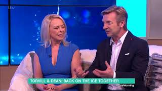 Torvill and Dean's Bolero Wouldn't Win a Medal in the Olympics Anymore | This Morning