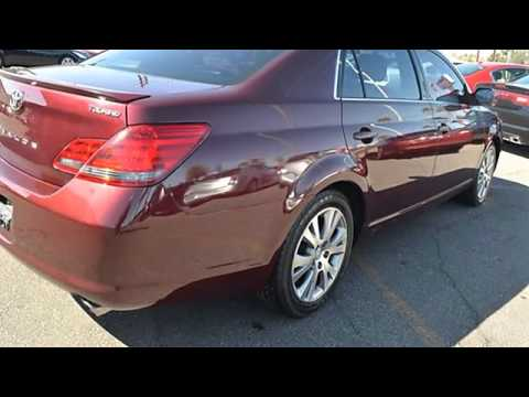 2008 toyota avalon reliable auto sales las vegas nv 89104 youtube. Black Bedroom Furniture Sets. Home Design Ideas