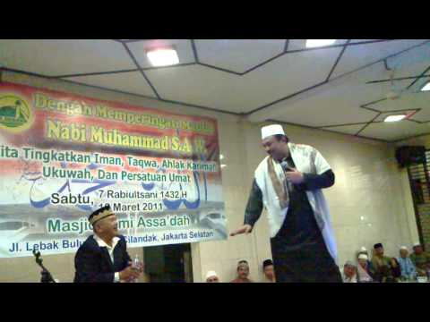 KH. Manarul Hidayah Maulid Nabi Muhammad SAW