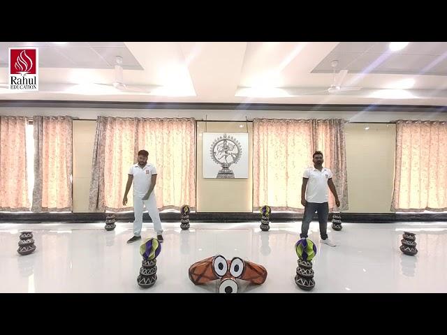 Digital Dance Classes for Learners Grade- I to V   Garba   Part- 2