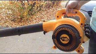 Leaf Blower Pulan Pro BVM200vs