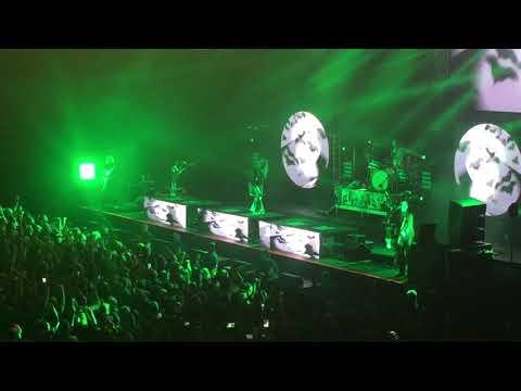 Rob Zombie 10-02-2017 Greenville,SC