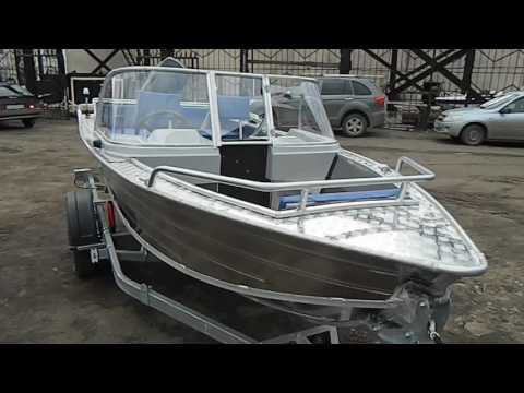 Wyatboat 430 DCM от компании Вятбот