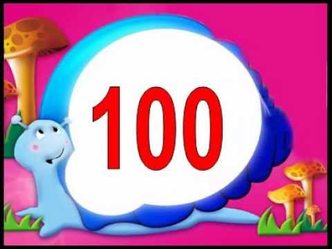 Ready To Learn My First Numbers 1 to 100 - One to Hundred ... 100 Century