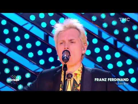 Franz Ferdinand – Lazy Boy  En Live Dans Quotidien