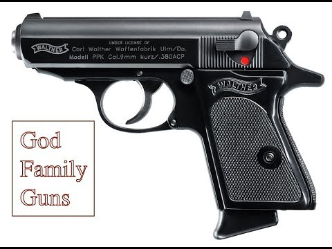 Top 10 Things You Didn't Know About The Walther PPK