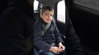 Роберт Саруханян - юный  исполнитель песни  «МАКСИМ ФАДЕЕВ FEAT. НАРГИЗ – ВДВОЁМ»