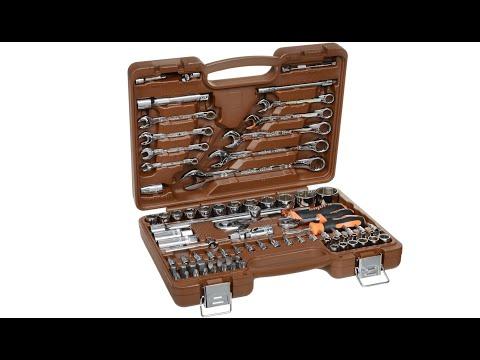 Набор инструмента Ombra 82 предмета (Лучший подарок мужчине)
