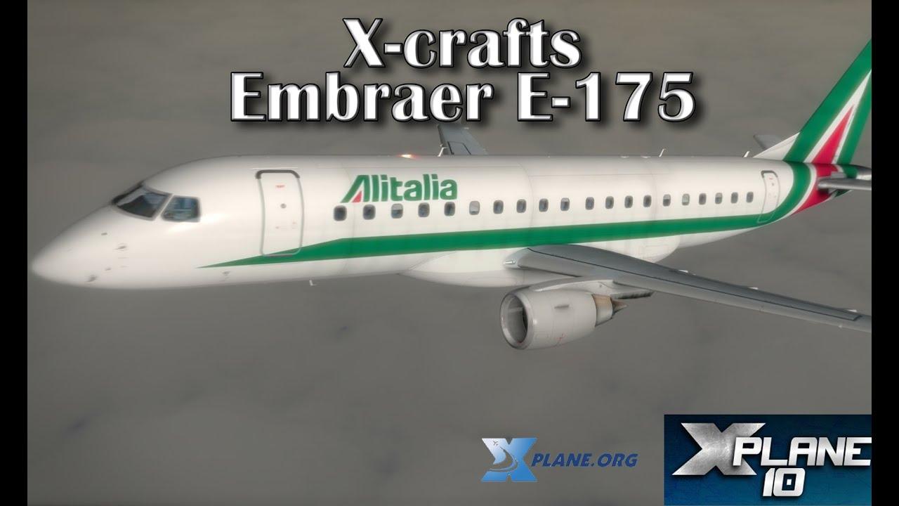 X Crafts Embraer E V