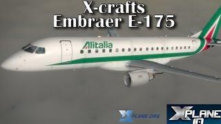 Impression X Crafts E Jet E175 — BCMA