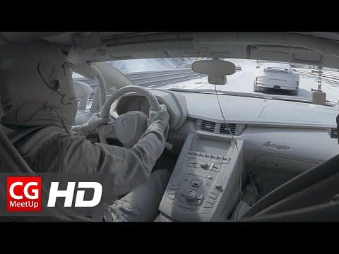 "CGI VFX Breakdown HD ""Noomlouml Burgring"" by Piotr Tatar | CGMeetup"