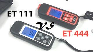 ЕТ 111 сравнение ЕТ 444