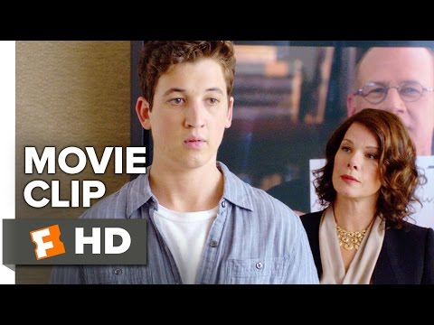 Get a Job Movie CLIP - Reply All Emails (2016) - Miles Teller, Marcia Gay Harden Movie HD
