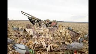 Amazing Best Duck and Goose Hunt Yet! - Duck Hunting Kansas 2018