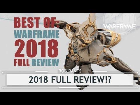Warframe: Top Clickbait Bullshit - 2018 [robrants]
