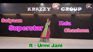 Saiyaan Superstar || Kala Chasma || Super Mom's || Krazzy Group || Dance Choreography