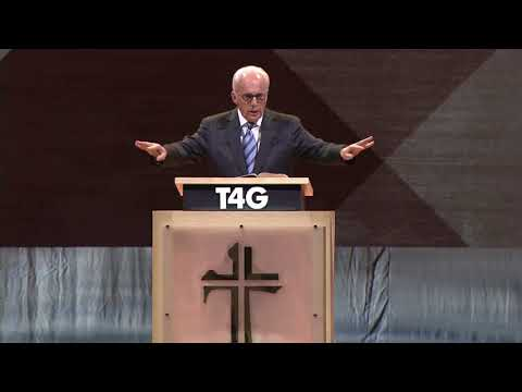 13   T4G 2018   John MacArthur   Sanctification and the Pastor's Passion