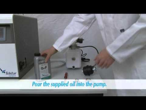 Telstar LyoQuest Laboratory Freeze Dryer