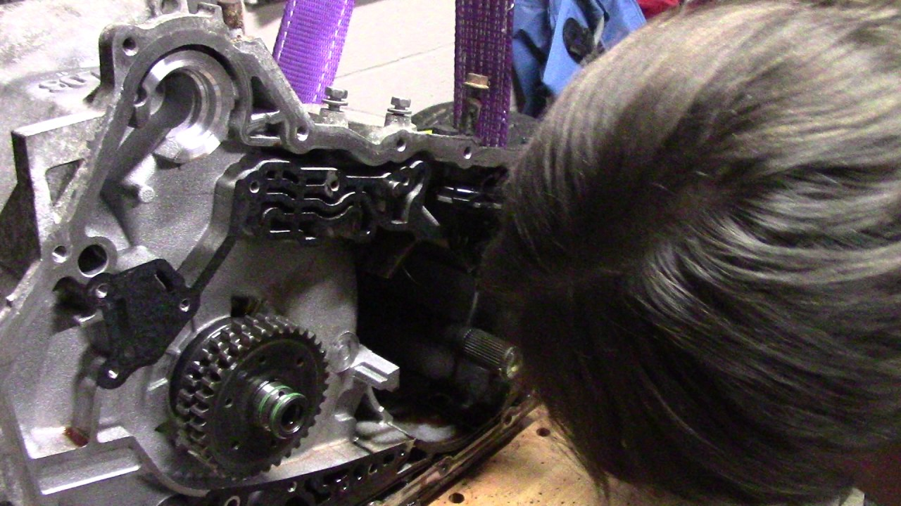 4T65e - more axle parts come out