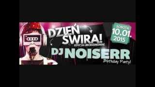 DJ Noiserr - Luvstruck 2k15 live @ Arena Club Kokocko
