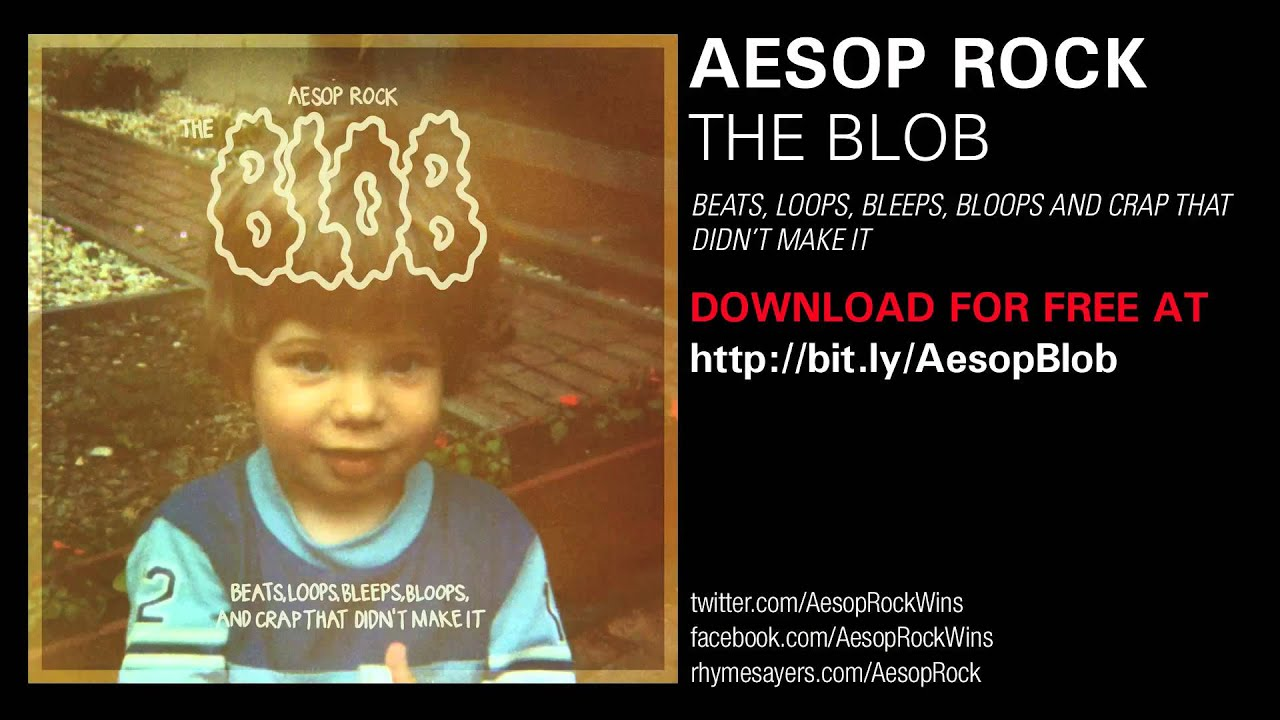 aesop rock the blob