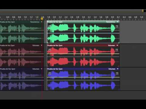 Tutorial: Como hacer un Spot o Linner para Radio (Adobe Audition)
