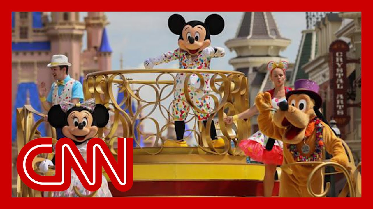 Disneyland isn't close to reopening - CNN