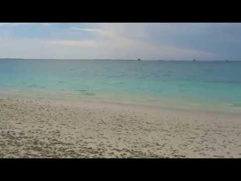 Diego Garcia island Inside sea