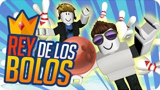 THE STAR OF THE BOWLING WITH SURPRISE OF KEEP OUT! - Exo and Luh at ROBLOX