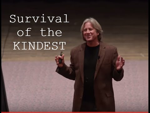 Dacher Keltner - Survival of the Kindest
