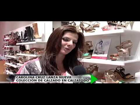 Carolina Cruz Lanza Nueva Colección De Calzado En Calzatodo