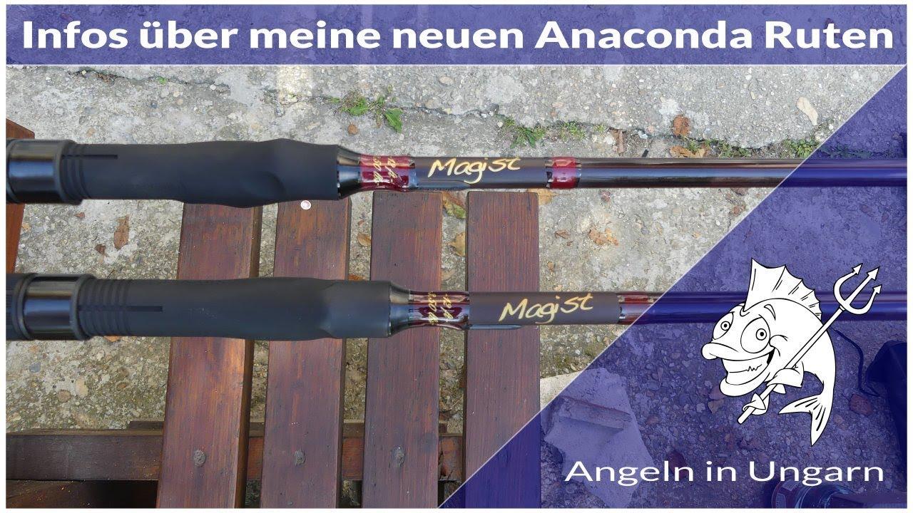 hochwertiges Rod Pod f/ür drei Ruten Anaconda X-Covery Pod