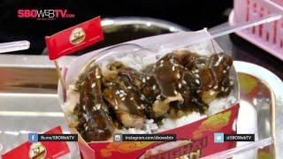 Menikmati Kuliner Ala Lights On Weekend Bazaar