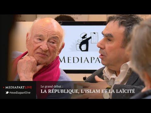 «En direct de Mediapart» : La République, l'islam et la laïcité