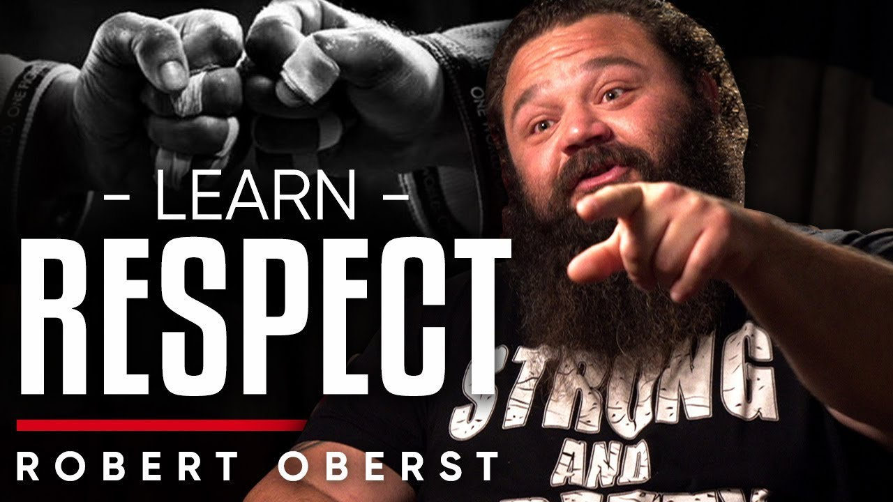 ROBERT OBERST - LEARNING HOW TO RESPECT OTHERS | London Real