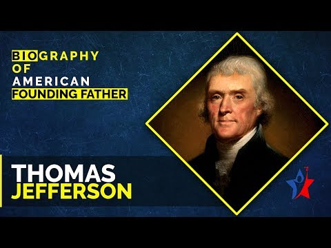 Thomas Jefferson Quick Biography - American Founding Father