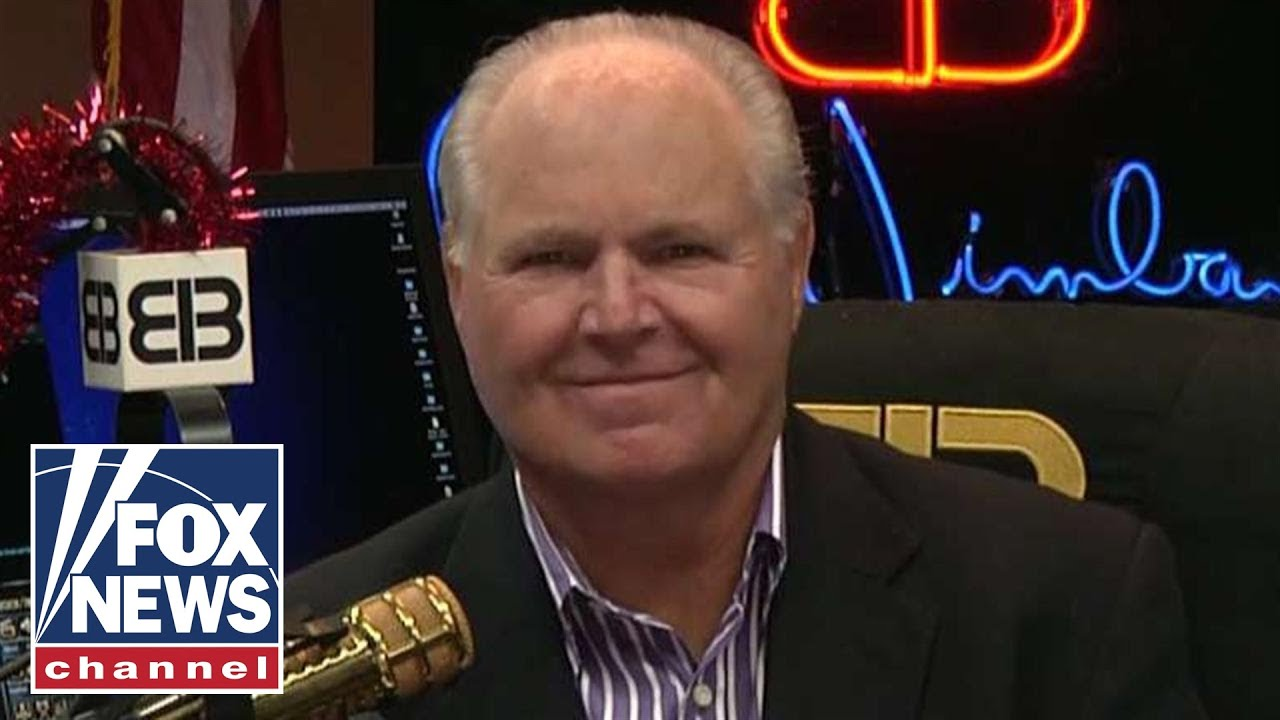 Rush Limbaugh blasts media's 'phony' praise of Bush 41