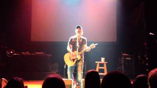 Adam Gontier Solo - Guilt Trips and Conversation
