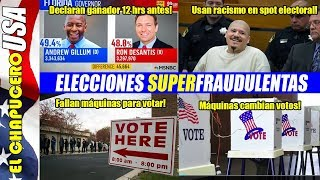 REPUBLICANOS, DEMÓCRATAS Y MEDIOS ENLODAN ELECCIÓN INTERMEDIA