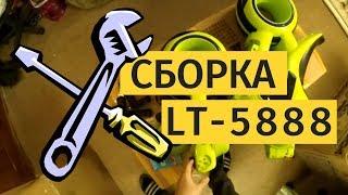🚩 Сборка детского электромотоцикла LT-5888