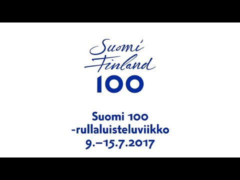 [FinLine 2017] Slideshow (Suomi 100 -rullaluisteluviikko)