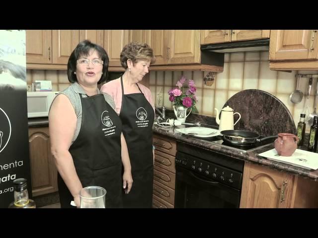 Perales del Puerto - Buñuelos de Puchero - Sierra que alimenta cocina de Gata
